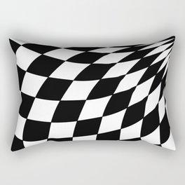 Wonderland Floor #1 Rectangular Pillow