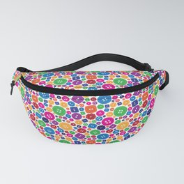 Buttons everywhere Fanny Pack
