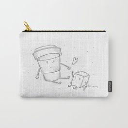 You're the sugar to my coffee Carry-All Pouch