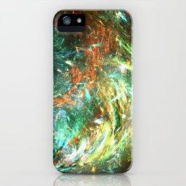 Etincelles iPhone Case