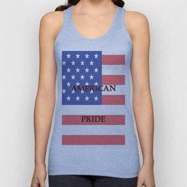 American Pride Unisex Tank Top