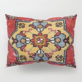 Antique Carpet Sadle Bag Pillow Sham
