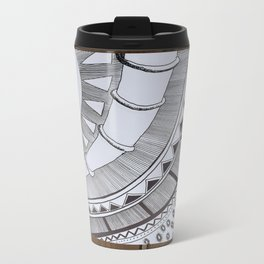 no name Metal Travel Mug