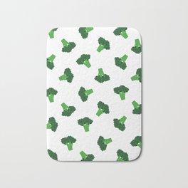 Broccoli Bath Mat