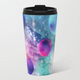 Vaporwave Pastel Space Mood Travel Mug