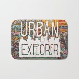 URBAN EXPLORER Bath Mat