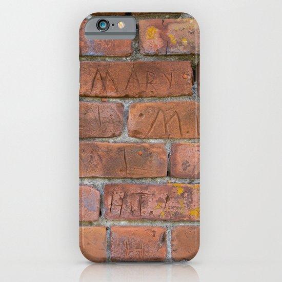 Initially Brick iPhone & iPod Case