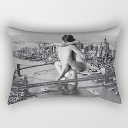 In Love With this city Rectangular Pillow