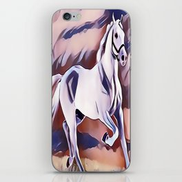 The American Paint Horse iPhone Skin