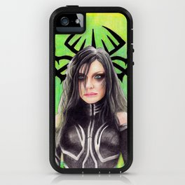 Hela - Thor Ragnarok iPhone Case