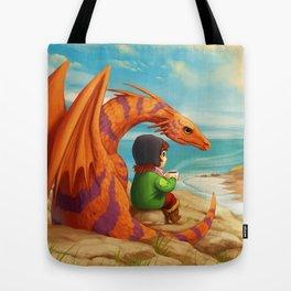 In between Adventure Tote Bag