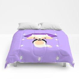 Count Foxula Comforters