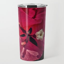 Pretty in pink Travel Mug
