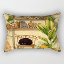 Afternoon Sun Rectangular Pillow