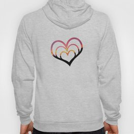 Mountains in Love I Hoody