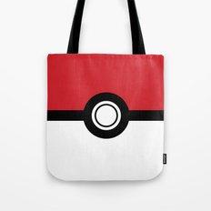 Poke Ball Tote Bag