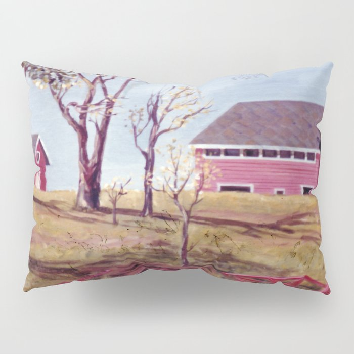 Evangeline  Trail, Nova Scotia             By Kay Lipton Pillow Sham