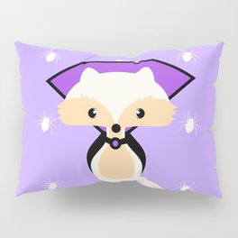 Count Foxula Pillow Sham