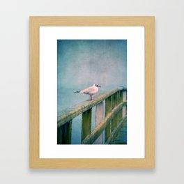 Hy :-) Framed Art Print