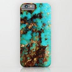Turquoise I Slim Case iPhone 6