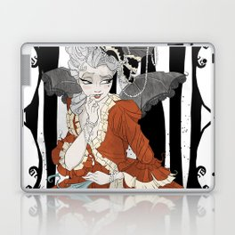 Madame Batshit Laptop & iPad Skin