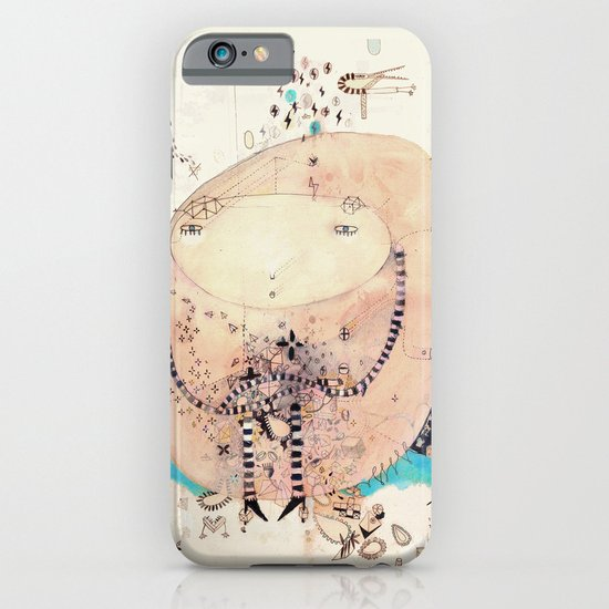 Thinking  iPhone & iPod Case