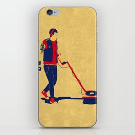 Heavy Metal Detector iPhone Skin