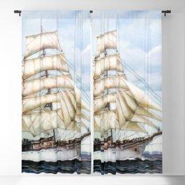 Regata Cutty Sark/Cutty Sark Tall Ships' Race Blackout Curtain