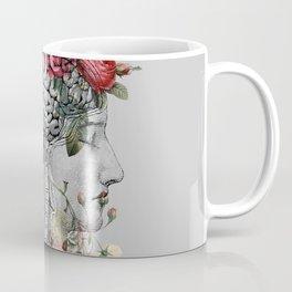 Beautiful Brain ~ Gray Coffee Mug