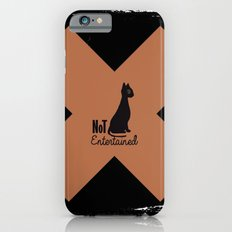 Black Cat :) Slim Case iPhone 6s