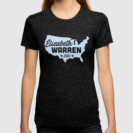 Elizabeth Warren United States T-shirt