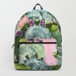Super Bloom Cactus Backpack