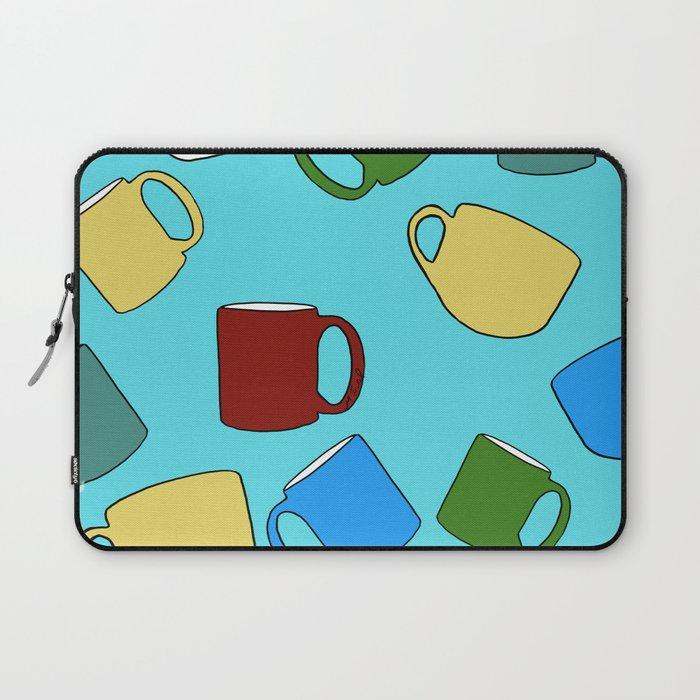 Coffee Mugs! Laptop Sleeve