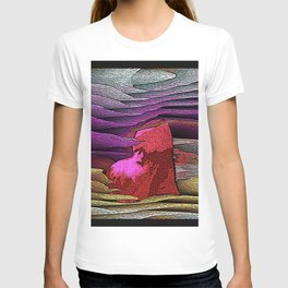 LOVE IS A MANY LAYERED THING T-shirt