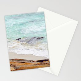 Tidal Turquoise Stationery Cards