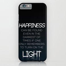 Harry Potter Albus Dumbledore Quote iPhone 6s Slim Case