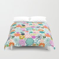 chelsea Duvet Covers featuring Chelsea by Elephant & Rose