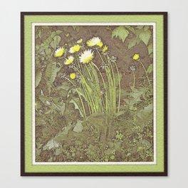 Spring #1 Canvas Print