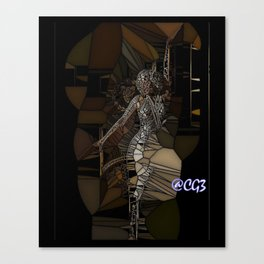 Looking for U  Canvas Print