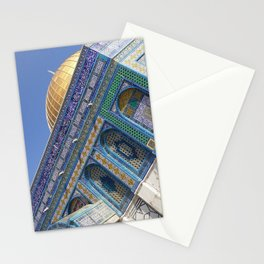 The Dome of the Rock Stationery Cards