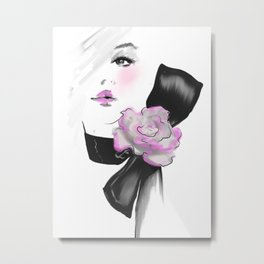 Eleanor Metal Print