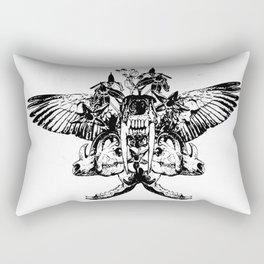 Deathshead - Belladonna Nightshade Rectangular Pillow