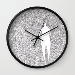 Some kind of nature inspired by Björk's music. Part 1. Wall Clock