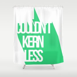 Kern Less Shower Curtain