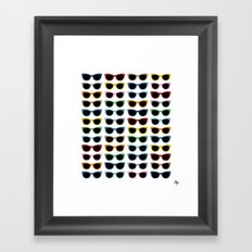 Sunglasses #2 Framed Art Print