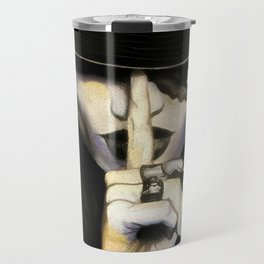 Hear Me ( Silently ) Travel Mug