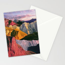 Sunkissed hills Stationery Cards