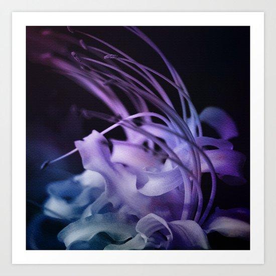 Dream Flower 9 Art Print