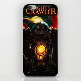 Mighty Crawler (Untold Story) iPhone Skin