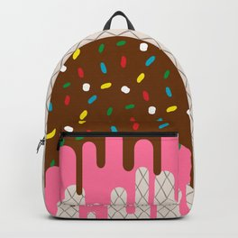 The ice-donut Backpack